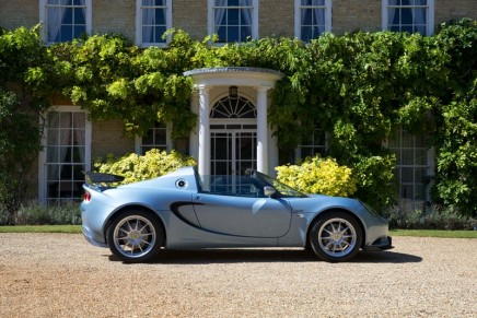Elise 250 Special Edition – a 50th tribute that's even lighter than the fastest road-going Elise