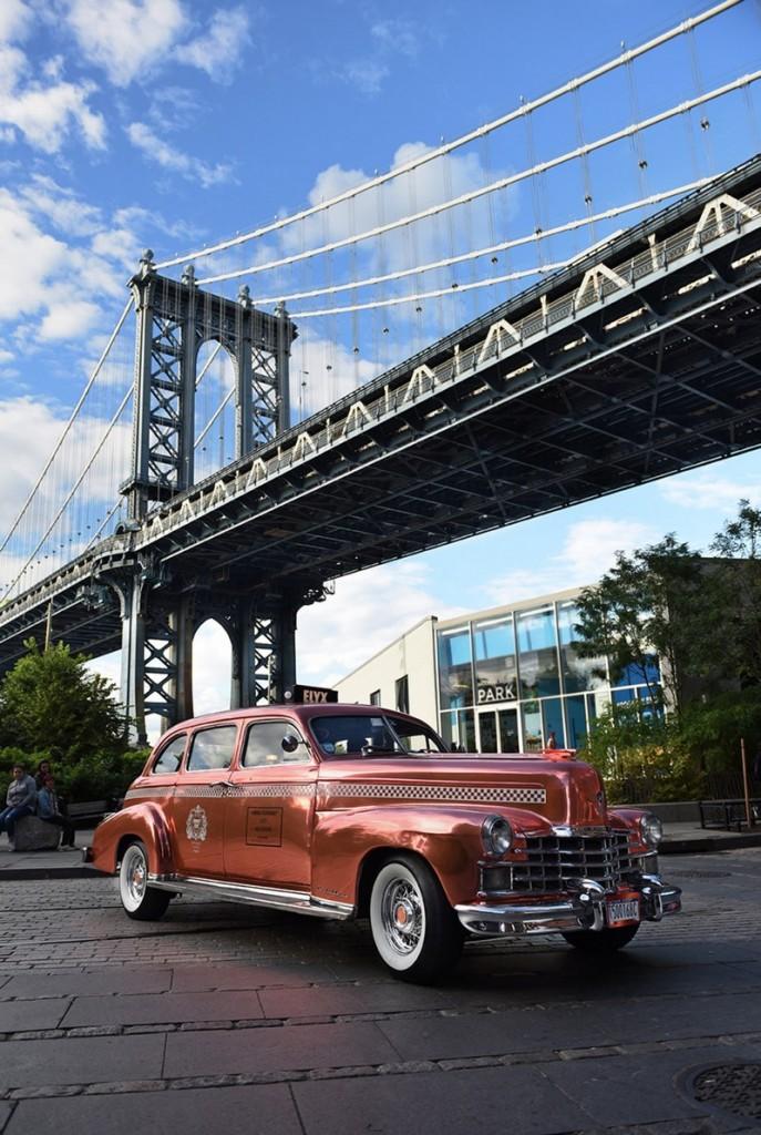 elyx 1949 Cadillac Fleetwood 75