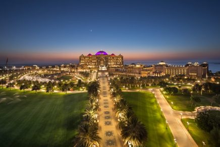 One of the most high-profile properties in the Middle East rebranded as a Mandarin Oriental hotel