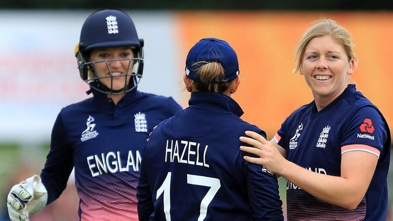 england cricket team victory