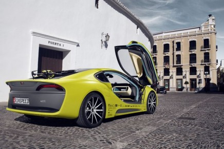 Connected cars are de rigueur nowadays. Take a closer look at Rinspeed Etos