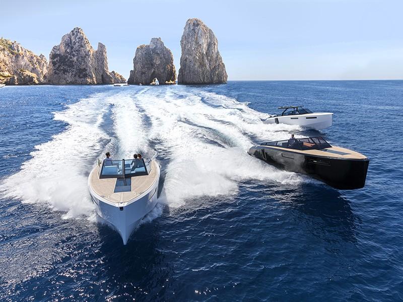 evo yachts boats portfolio 2019