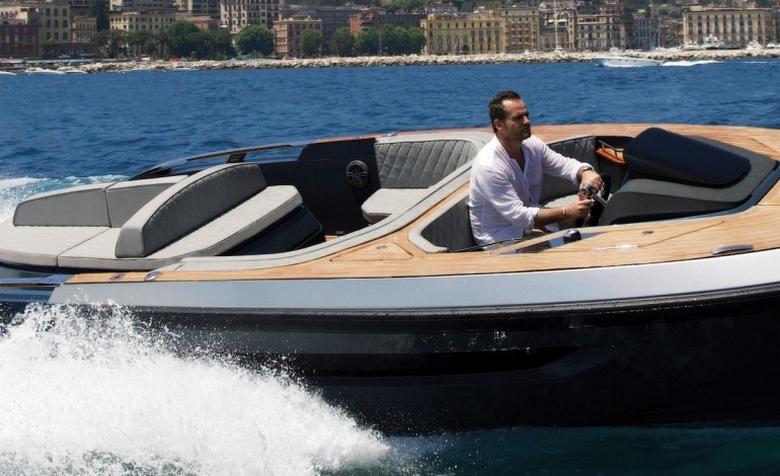 evo yachts tenders