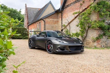 Meet The Most Powerful Road Going Lotus Sports Car Ever. Just 60 Editions Planned