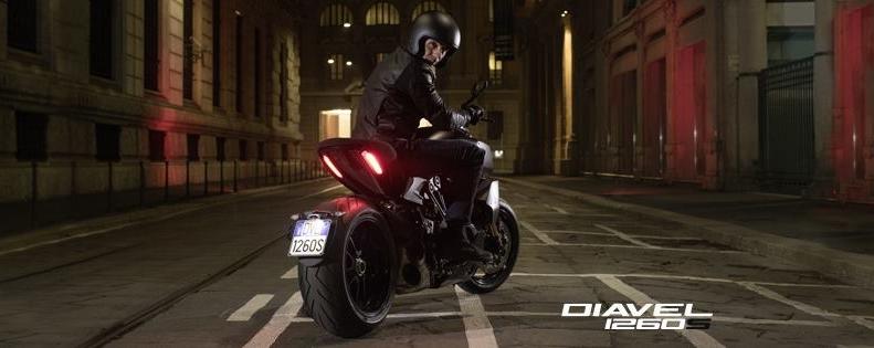 exclusive Ducati Diavel1260 S -