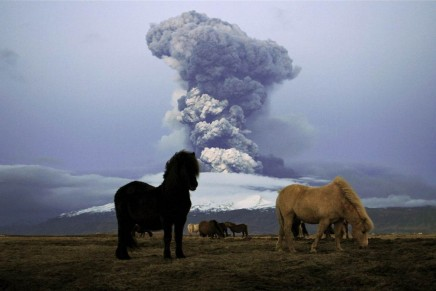 Volcanoes may be responsible for a lot of the global surface warming slowdown