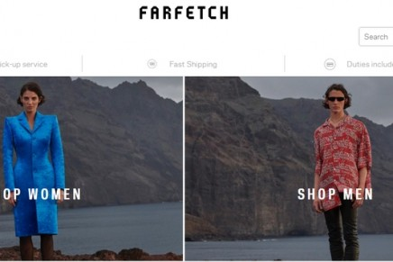 Farfetch's rapid growth exceeds the growth of the online luxury industry