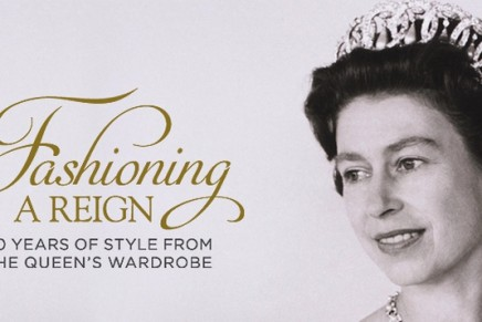 How the Queen led the way in power-dressing for the world stage
