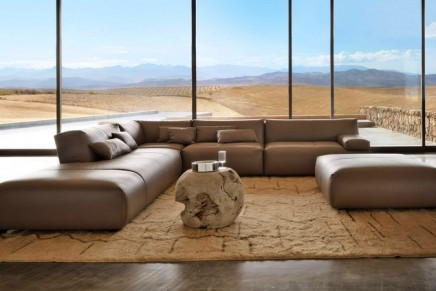 Fendi Casa's  refined furniture for the everyday life