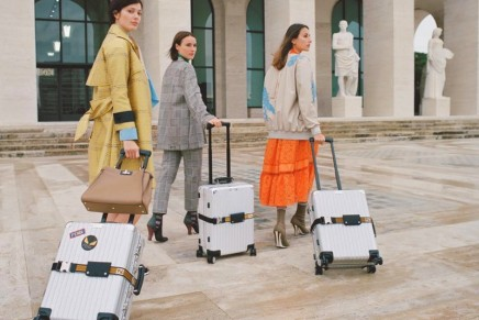 Has the suitcase become the new It bag?