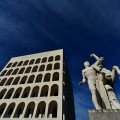 fendi square collosseum Rome -