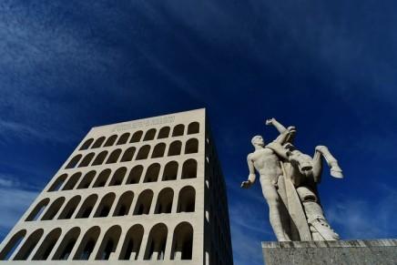 Fendi rejects criticism over new HQ in Mussolini propaganda building
