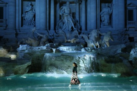 How the fashion industry is rebuilding Rome