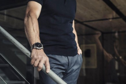 High-end design meets top-tier performance with fenix Chronos multisport