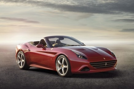 Ferrari California T car review: 'It reads your mind'