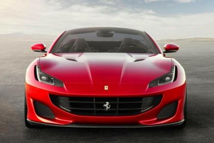 The new Ferrari Portofino is the new V8 GT set to dominate its segment