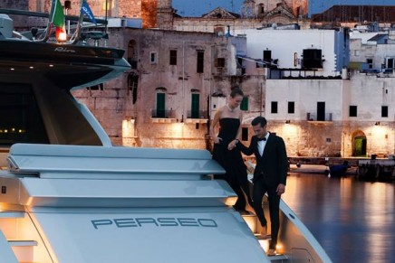 2018 MonteNapoleone Yacht Club is once again linking fashion and luxury with the nautical world