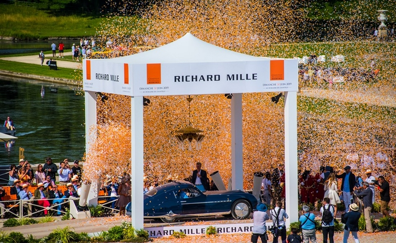 fifth Chantilly Arts & Elégance Richard Mille -