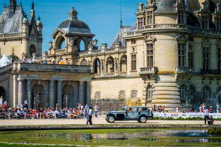 The most beautiful cars at 2019 Chantilly Arts & Elégance Richard Mille held on the Chantilly chateau domain