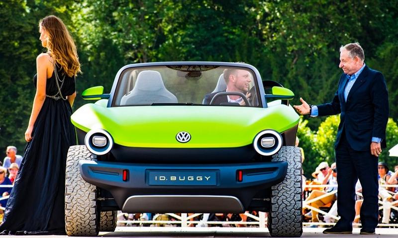 fifth Chantilly Arts & Elégance Richard Mille - Prix du Public Volkswagen ID. Buggy 2019