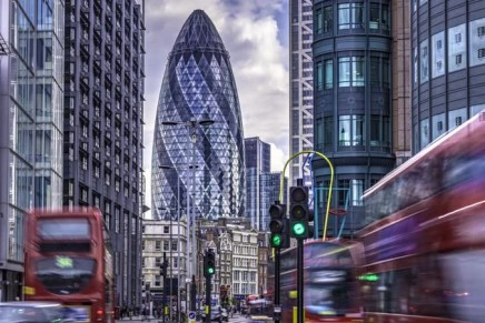 UK home to 80% of top-earning European bankers