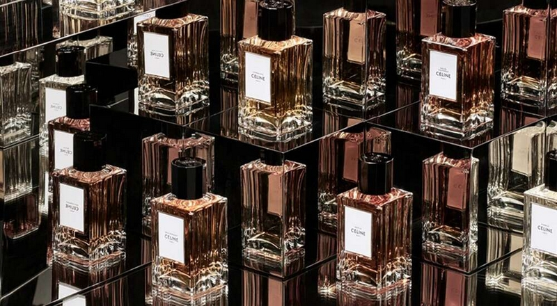 first haute parfumerie collection for Celine