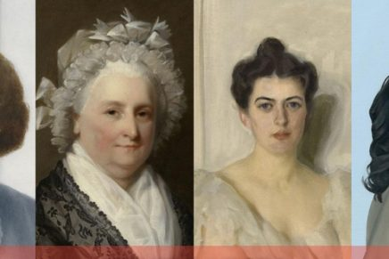 From Martha Washington to Melania Trump: 250 years of first lady portraiture