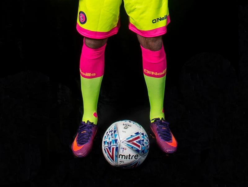football fashion of the new season