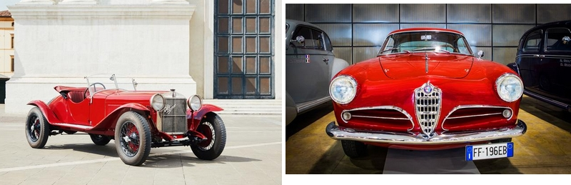 for FCA Heritage and Alfa Romeo for 1000 Mille Miglia