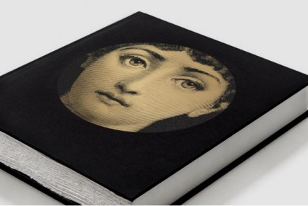 Inside the handmade, limited-edition Fornasetti collectors book