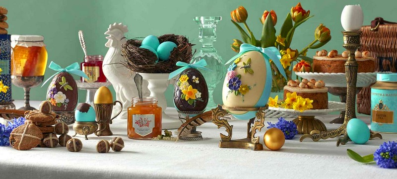 fortnum & mason easter treats 2019 collection