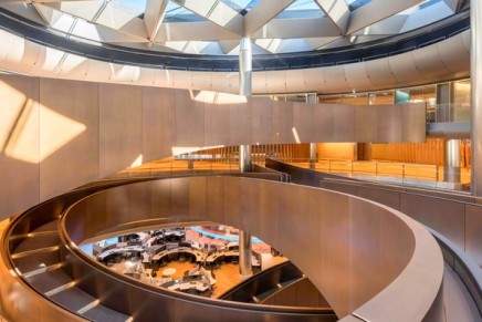 Norman Foster's Bloomberg office in London wins Stirling prize