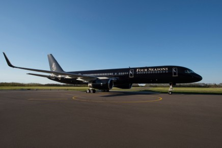 An Inside Look at Four Seasons Private Jet