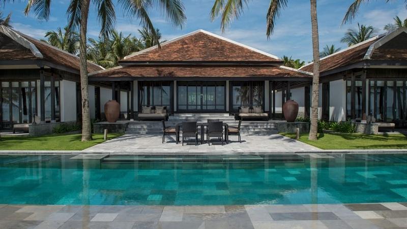 fourseasons - hoian-ocean view pool villla