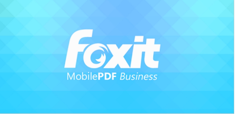 foxit mobile business 2019