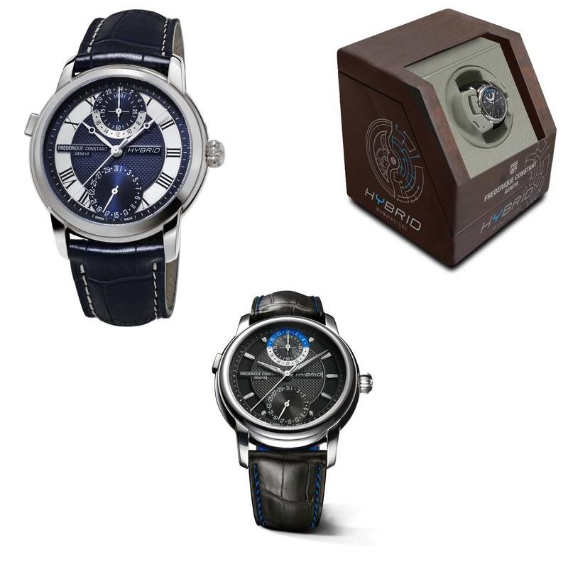 frederique constant hybrid manufacture 2018 - watches