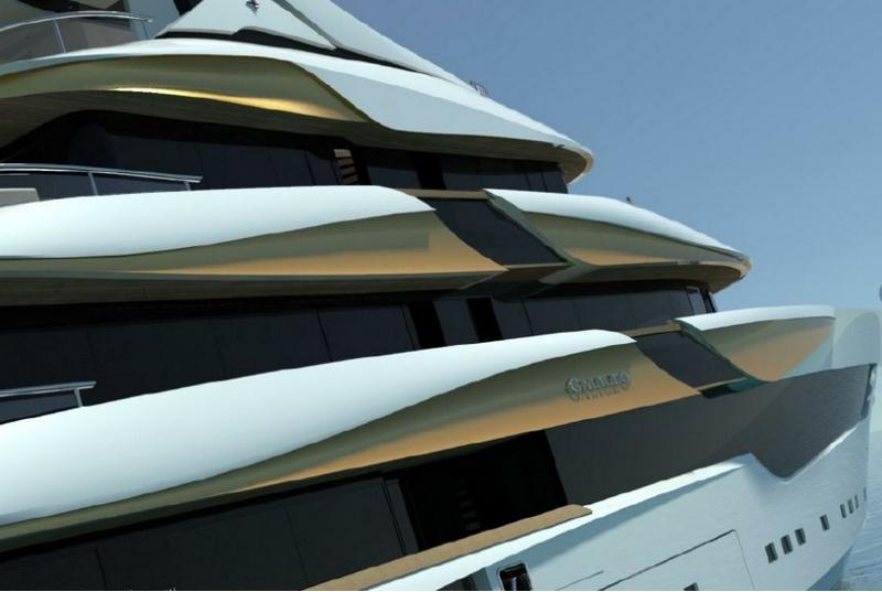galileo yacht by admiral shipyard