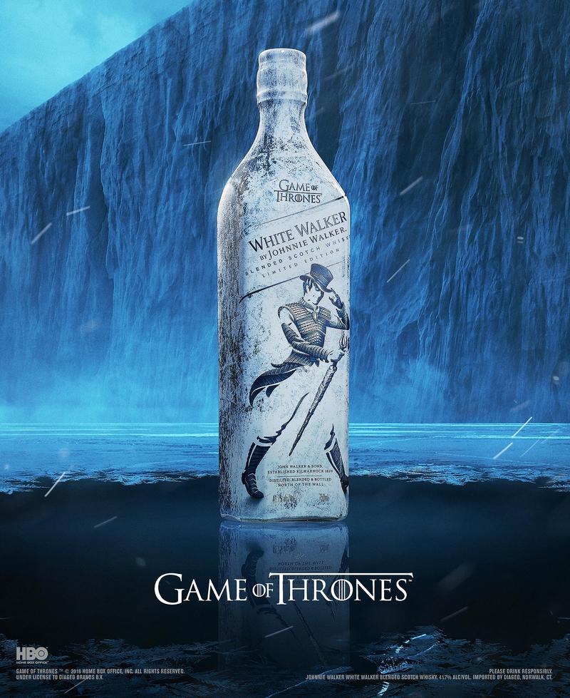 game of thrones whisky white walker