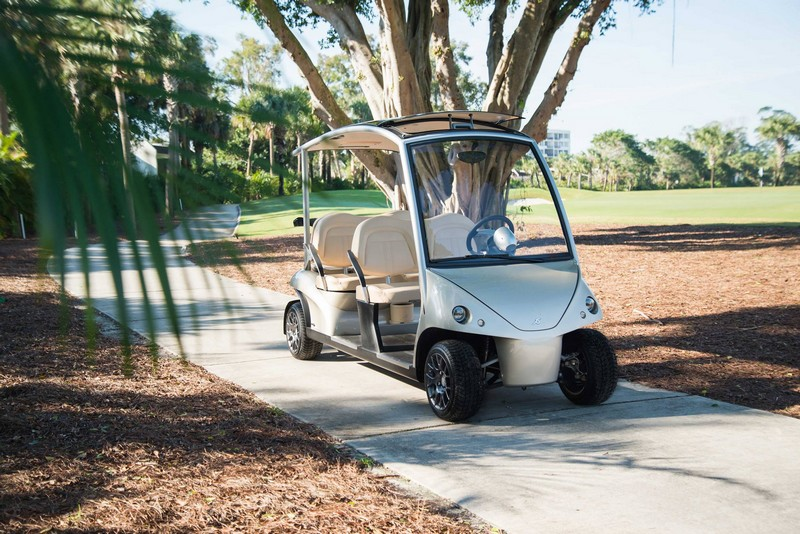 garia golfcart