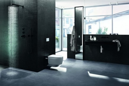 Shower toilets – the future of bathroom design from Geberit