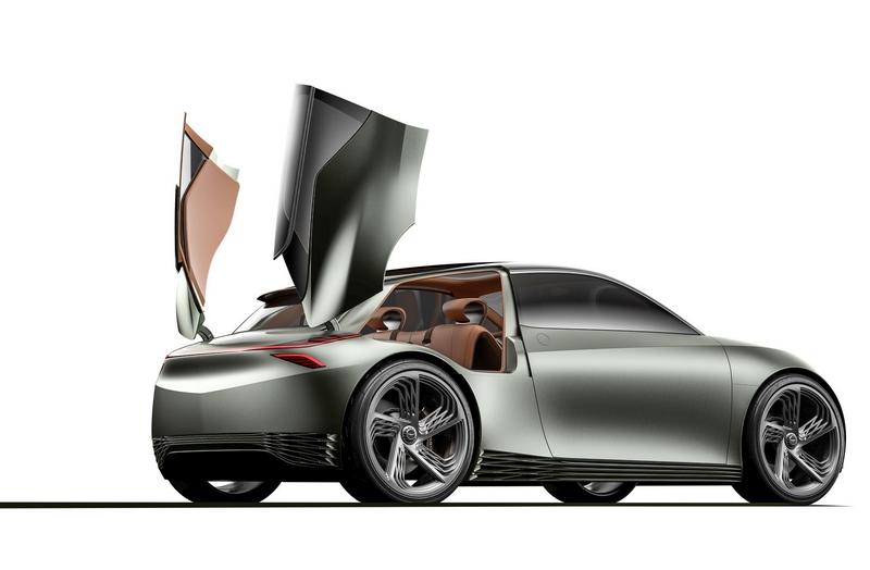 genesis mint concept - The Electric Luxury City Car 2019-