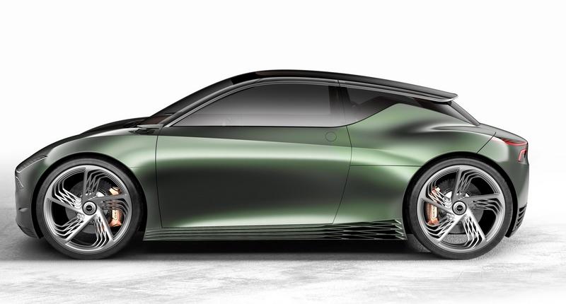 genesis mint concept - The Electric Luxury City Car 2019-03