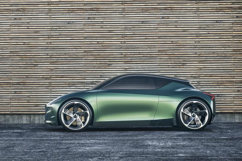 genesis mint concept - The Electric Luxury City Car 2019-06