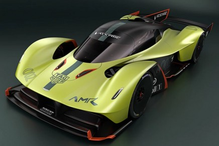 Aston Martin Valkyrie preview: 'A car to bring on a fit of the vapours'