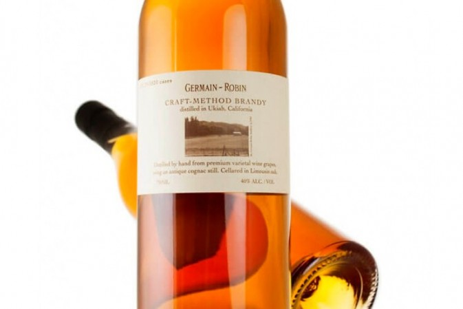 Germain-Robin, California's first luxury brandy, acquired by E. & J. Gallo Winery