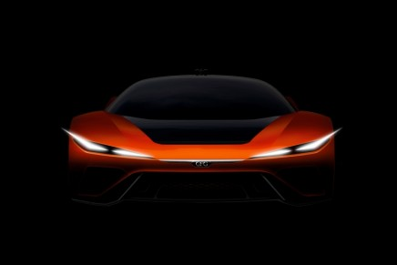 Meet Kangaroo – the new electric hyper-Suv of Giorgetto and Fabrizio Giugiaro