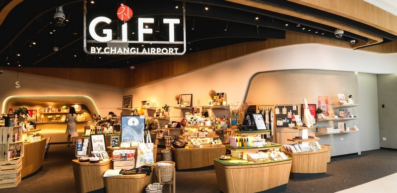 gift shop by changi airport