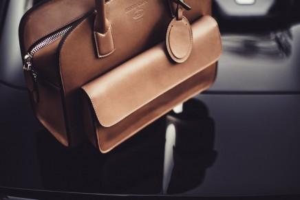 Giorgio Armani for Bugatti capsule collection