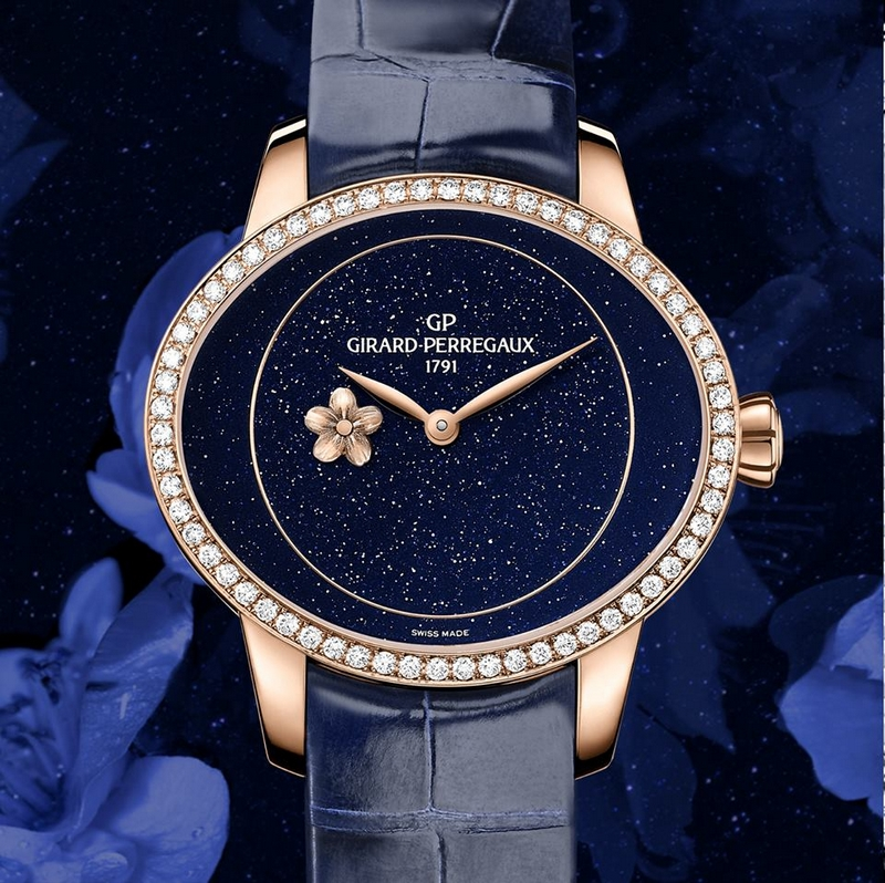 girard perregaux Cat's Eye Small Seconds