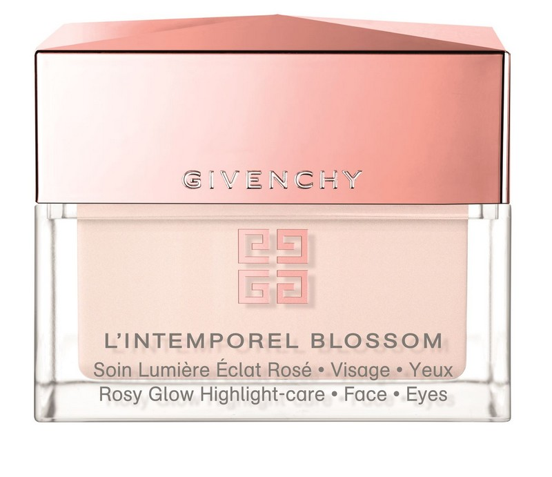 givenchy L' Intemporel Blossom Radiance Rosy Glow Highlight